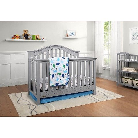 Graco Bryson 4-in-1 Convertible Crib I really like this one CC!