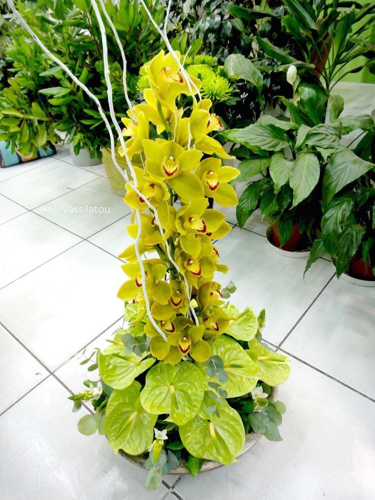 flower arrangement, florist,