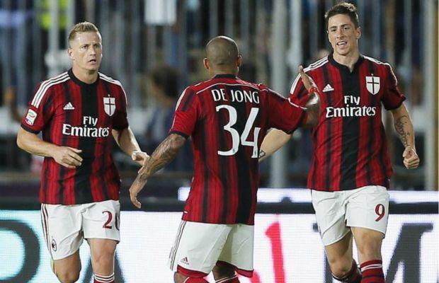 Milan-Palermo 2014-2015: Probabili Formazioni e Diretta Tv #acmilan  #seriea20142015