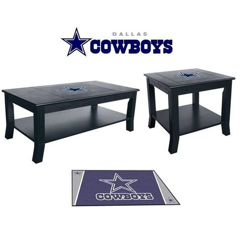1050 best images about dallas cowboys my 1 team on pinterest for Football coffee table