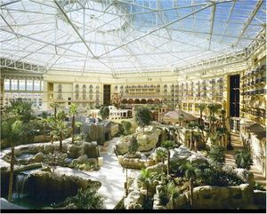 10 Unbelievably Unusual Places to Stay in Florida: Gaylord Palms Resort - Orlando