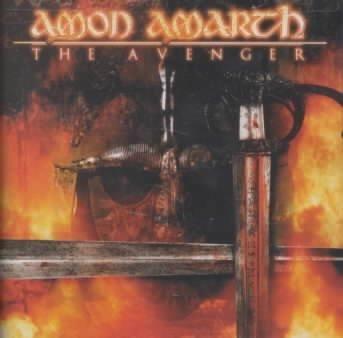 Amon Amarth - Avenger, Black