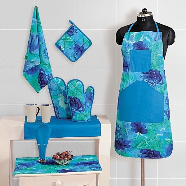 13 best swayam kitchen linen sets images on pinterest for Kitchen set royal