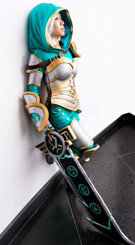 Redeemed Riven by Bonnies Cosplay