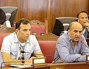 Il consigliere comunale delegato allo Sport tra gli ultrà della Nocerina identificati