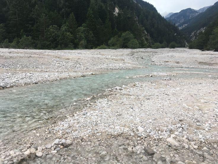 Alpská říčka