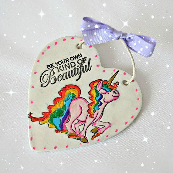 Unicorn gifts by Danuta Grochowska on Etsy