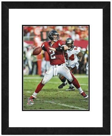 NFL Atlanta Falcons Matt Ryan Framed Photo