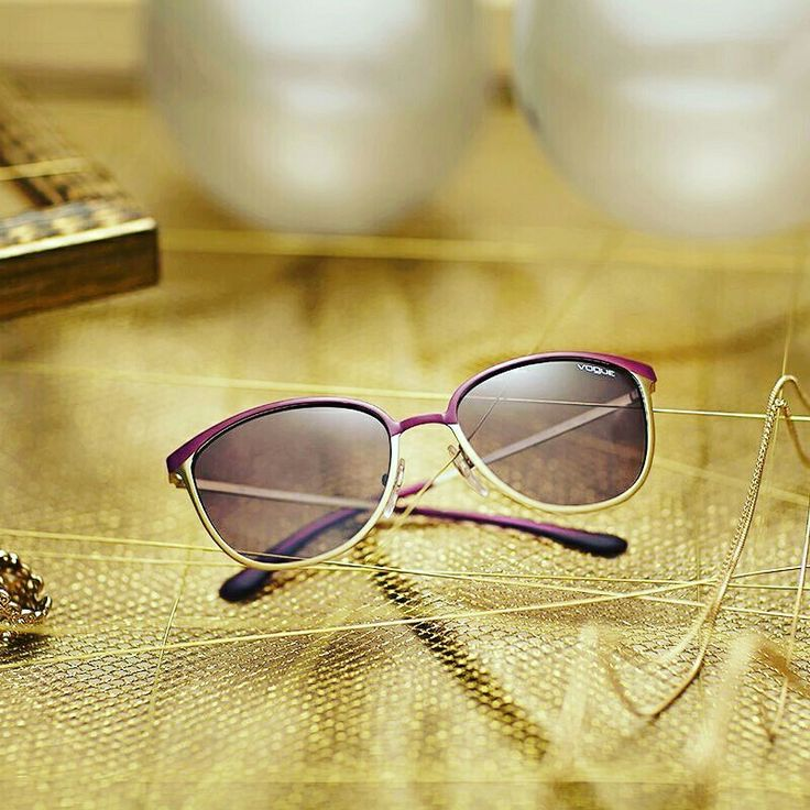 Gold Rush. Strike it rich with the perfect combination of classic and contemporary.  Vogue Authorised Store in Ahmedabad  #charunoptic #vogue #voguesunglasses #vogueinahmedabad #vogueauthorisedstoreinahmedabad #vogueeyewear #deepikapadukoneinvogue #deepikapadukonesunglasses #deepikapadukoneinvogueeyewear #voguespectacleframes #vogueshades