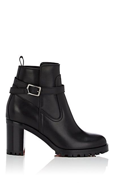 d9f49f657684 We Adore  The Trapeurdekoi Leather Ankle Boots from Christian Louboutin at  Barneys New York