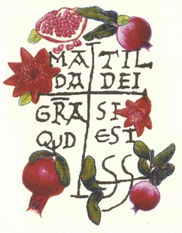 Matilde X grazia di Dio