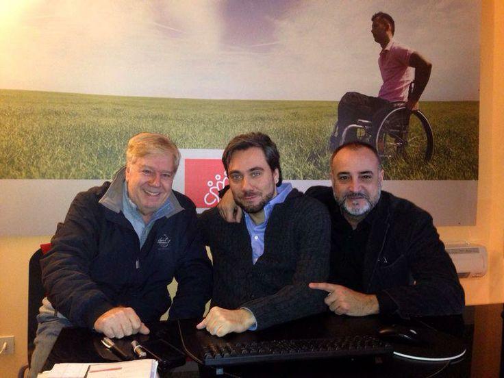 Fabrizio Bartoccioni & Claudio Lippi e Nicola Paparusso