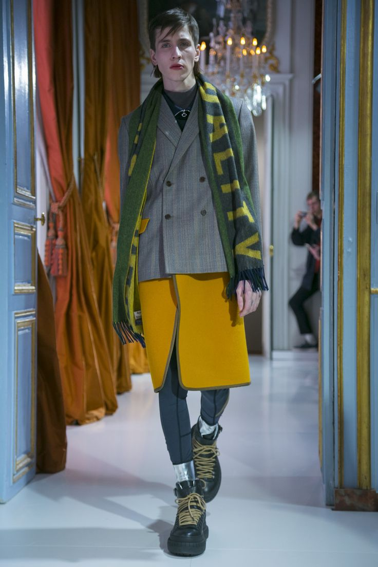 Acne Studios Mens - Paris  #2015 #2016, #automne #hiver, #ACNEStudios #collection, #hommes, #Mens, #menswear, #Mode, #Fashion #parisfashionweek #fall #winter #Style