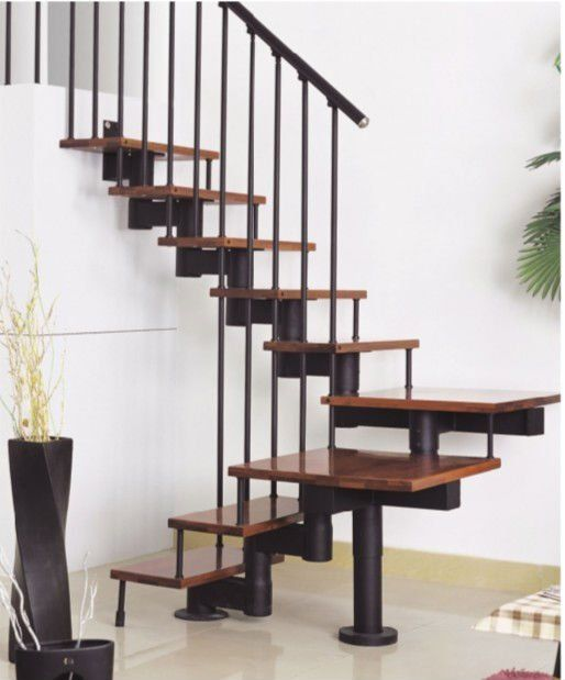 Best Outdoor Spiral Staircase Kits Stainless Steel Wood 640 x 480