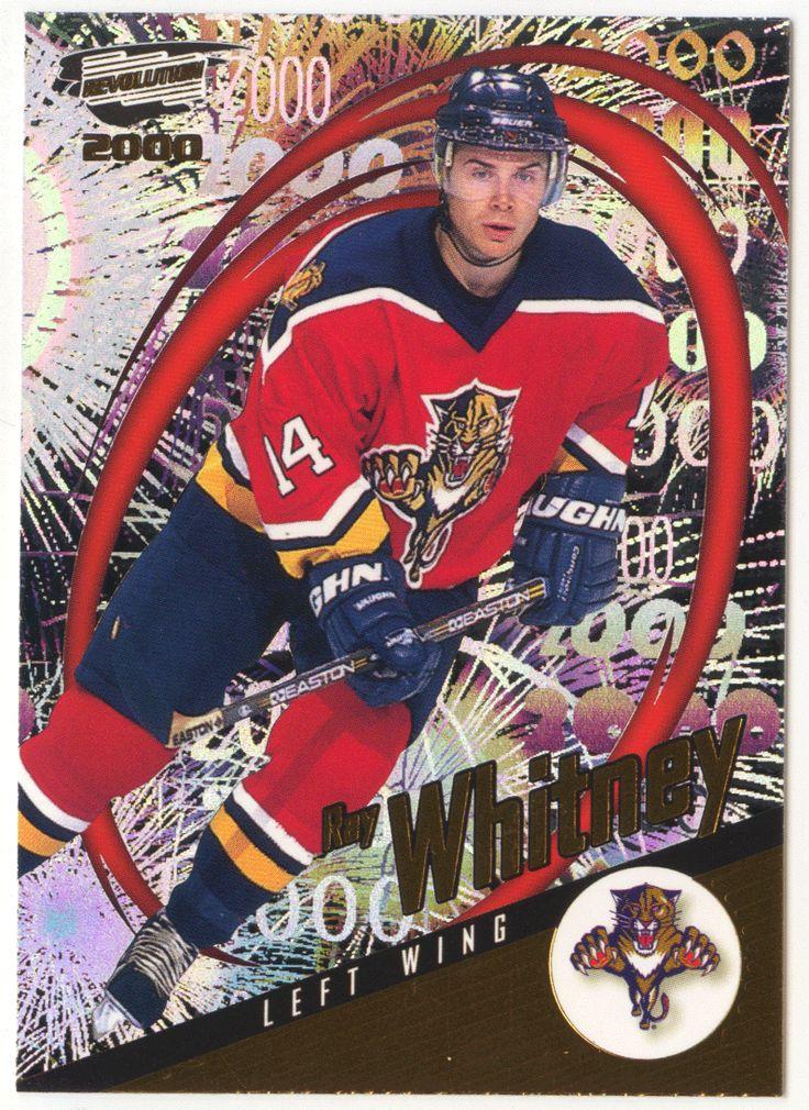 Ray Whitney # 66 - 1999-00 Pacific Revolution Hockey