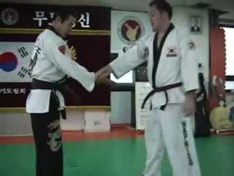 Hapkido Techniques.  One of my favorite martial art video lesson.  Very good. #hapkidovideos
