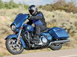 The 2014 Street Glide Special nicely improves upon Harley's most popular motorcycle model with uprated suspension, top-line sound and more. This motorcycle was featured in the November 2013 issue of Rider magazine.