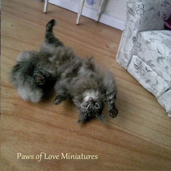 99 Best Images About Mary Anderson Miniatures Paws Of Love