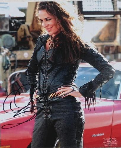 Claire Stansfield as Alti on Xena