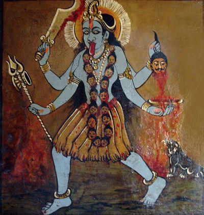Shakti - La Madre Divina