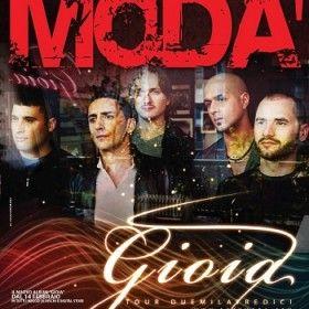 Gioia Tour all'Arena di Verona il 10 ottobre: biglietti da oggi