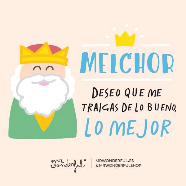 Melchor, Reyes Magos