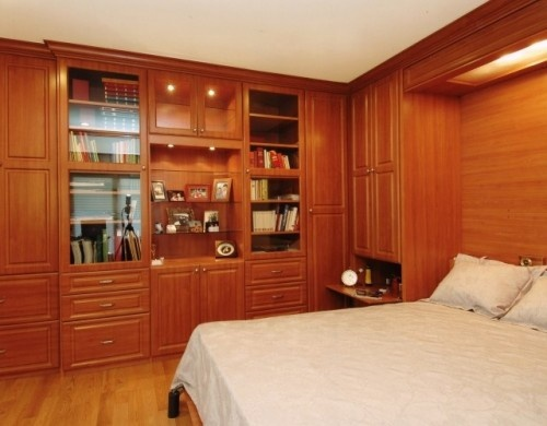 17 Best images about Murphy Beds on Pinterest | Panel bed, Offices ...