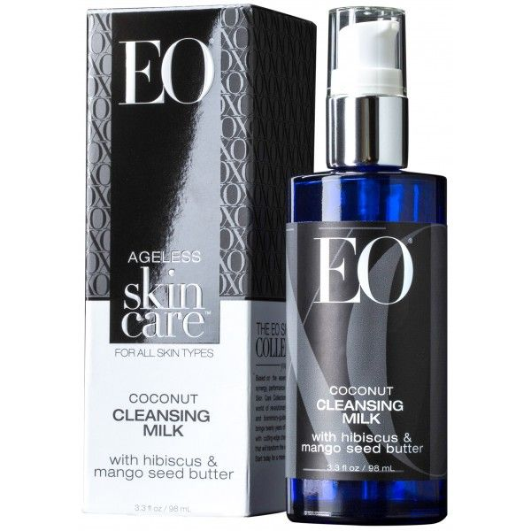 EO Ageless Skin Care Coconut Cleansing Milk