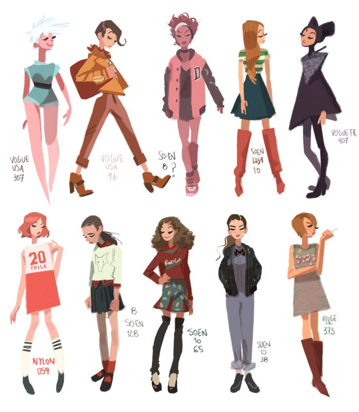 The Art Of Character Design Volume I : Best character design « images on pinterest