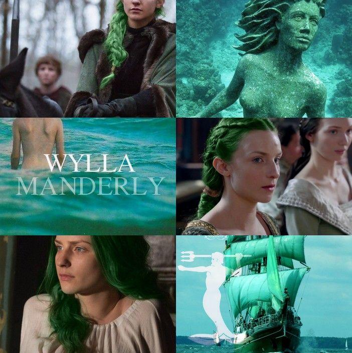 Wylla of House Manderly
