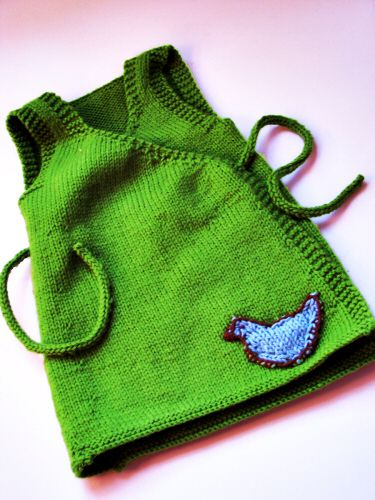 knit blossom by this little bird, via Flickr