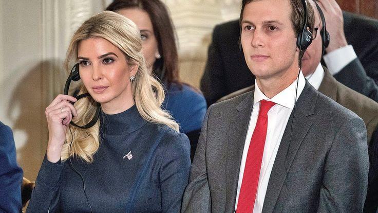 Jared Kushner and Ivanka Trump Have Enlisted Anthony Weiner's PR Democra...