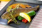ニジマスのハーブ焼き【E・レシピ】料理のプロが作る簡単レシピ/2004.11.22公開のレシピです。