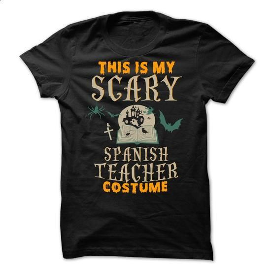 Spanish Teacher - #mens casual shirts #mens t shirt. GET YOURS => https://www.sunfrog.com/LifeStyle/Spanish-Teacher-64602806-Guys.html?60505