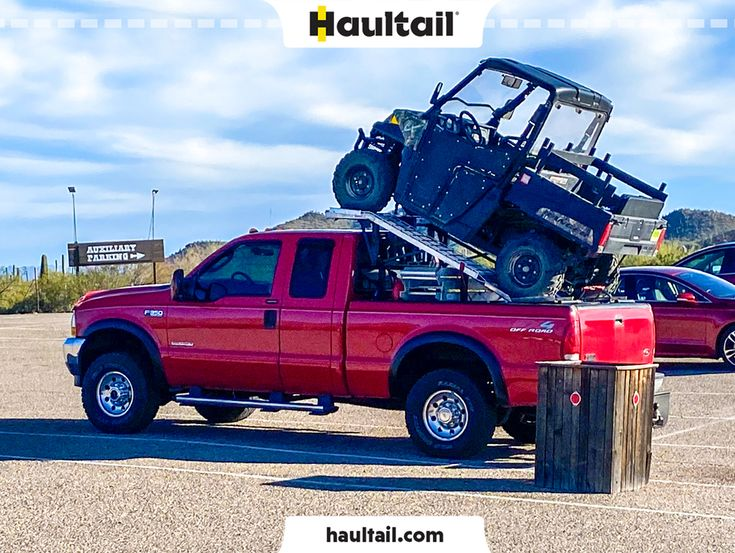Haultail Citing In Tucson In 2020 Monster Trucks Pickup Trucks Delivery