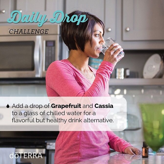 doTERRA for 'Healthy Flavor' Here's a quick video and great essential oil usage tip I thought you would be interested in. https://doterra.com/US/en/dailydrop/lifestyle/10  To get daily videos and tips just like this one, download the daily drop app here. https://doterra.com/US/en/university/living/daily-drop