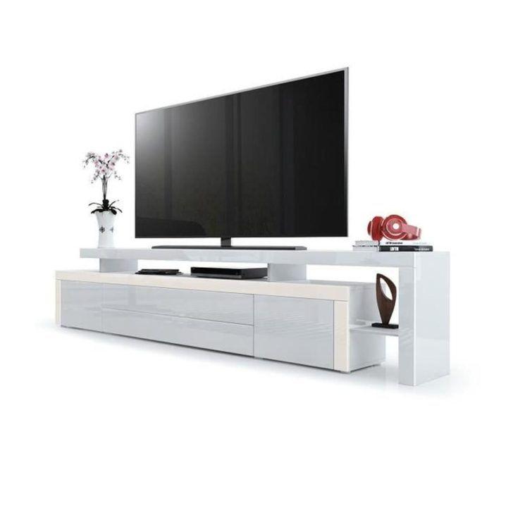 Interior Design Meuble Television Cdiscount Meuble Tv Creme Achat