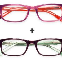 Specsavers is offering your child two free pairs of glasses with SuperTough lenses.