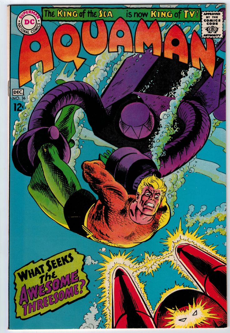Golden Age Aquaman - Yahoo Image Search Results