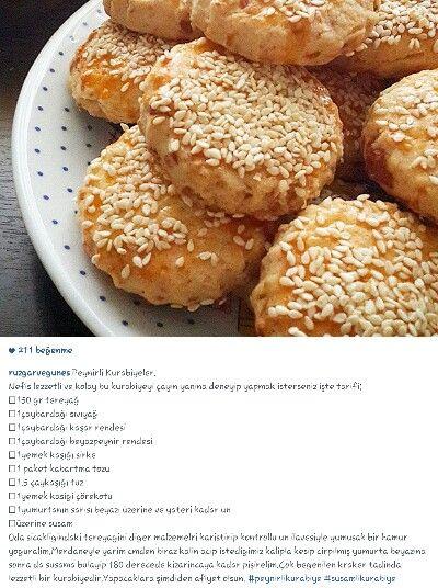 Alintidir peynirli kurabiye