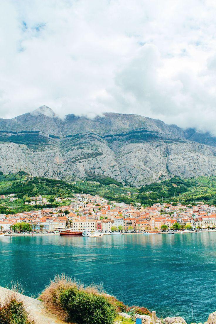 Makarska, Kroatien