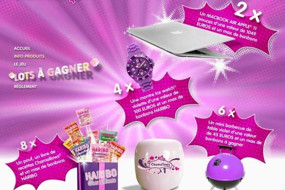 Concours gratuits sur: Beauty Products