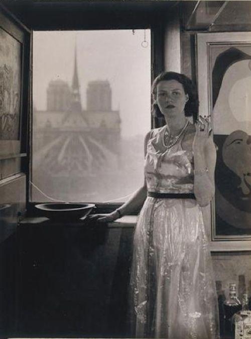 Peggy Guggenheim, Paris, C1930 (Rogi André)