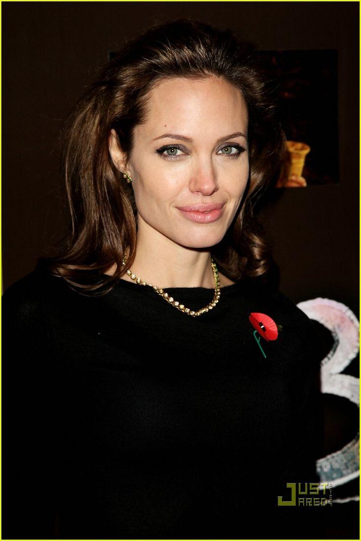Angelina Jolie arrives at the European premiere of Beowulf at the Vue cinema on November 11, 2007 in London, England.