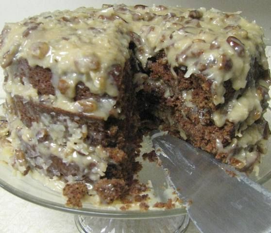 Baker's German's Sweet Chocolate Cake Revisited