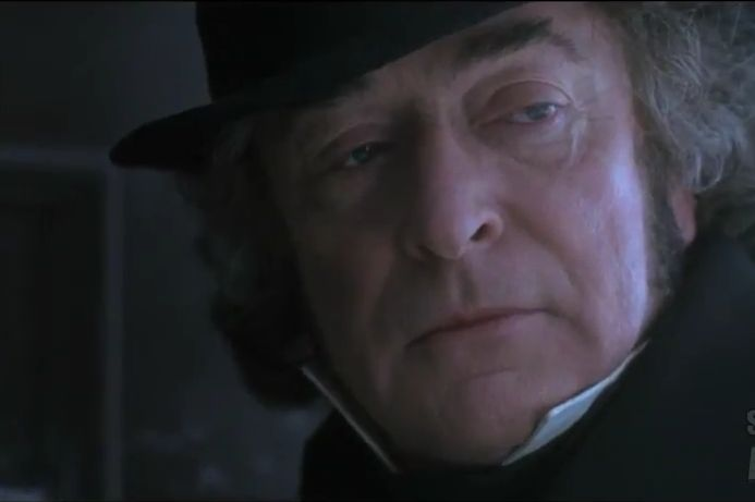 Michael Caine The Muppet Christmas Carol
