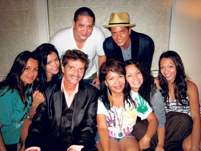 Family....DAD-PETER HERNANDEZ, MOM-BERNADETTE SAN PERDO BUYOT, HE HAS 4 SISTERS - TIARA, JAMIE, PAMIE,&TAHITI HERNANDEZ AND ONE BROTHER ERIC HERNANDEZ.....