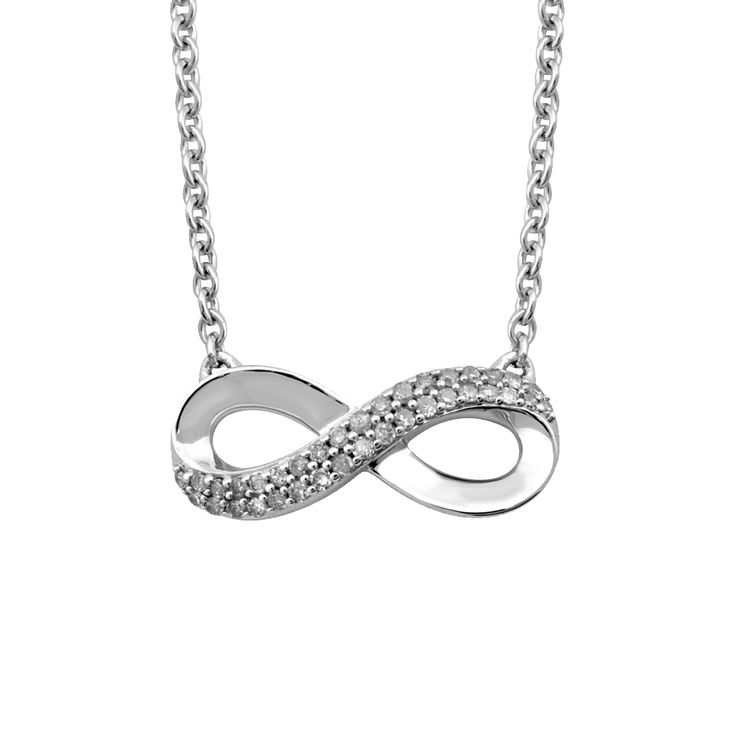 Infinity Pendants for a new infinity. #Datenight #Jewellery #Jewelry #InfinityPendants #FashionPendants #Pendants #DiamondPendants
