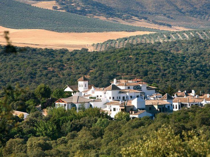 Luscious scene. Hotel Barcelo La Bobadilla - Granada, España