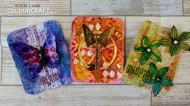 How To Create Amazing ATCS With Brushos